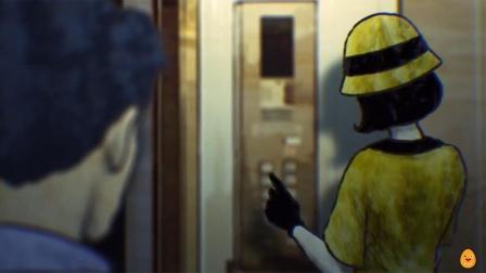 电梯里全是人,但却没人按楼层键【热剧快看】