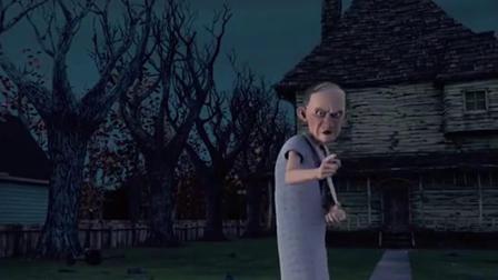 《怪兽屋》不听话就让你妈妈给你送到这来,小孩不听话