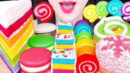 高颜值甜品,不愧是治愈心情好物,甜味谁不喜欢