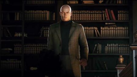 PS5《杀手3》预告