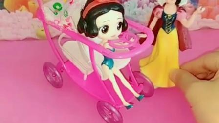 白雪公主的生日愿望居然是马桶