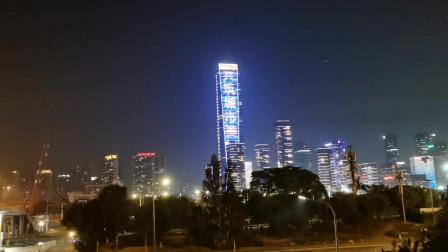 深圳夜景,深圳城市夜景