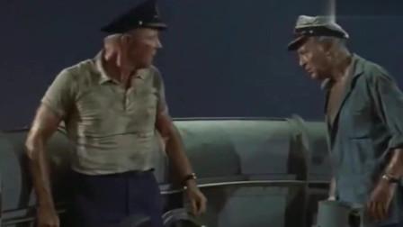经典战争大片,军舰对战潜艇,残酷热血!