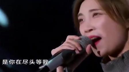 苏诗丁的这首翻唱太好听了,飞儿乐队经典歌曲《千年之恋》,华晨宇:有一万票我投一万票!