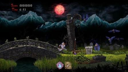 【游民星空】《魔界村重制版》公布最新预告