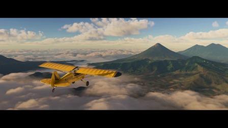 【游民星空】《微软飞行模拟》XSX演示