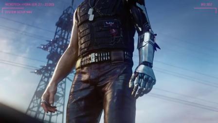 【游民星空】现实版2077银手义肢