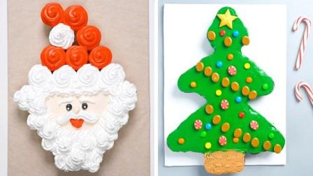 18个可爱的圣诞纸杯蛋糕食谱创意-如此美味的蛋糕