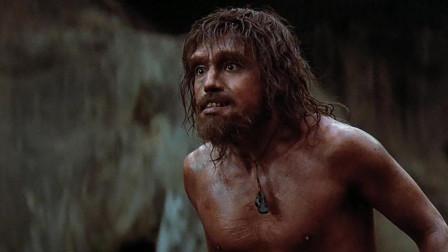 科学家在北极发现,冰冻4万年的人类,解冻后发现还活着,电影