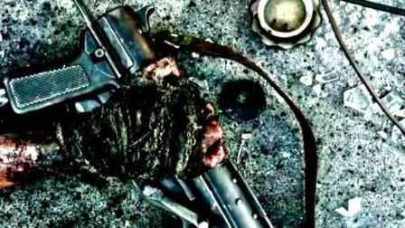 最新战争片:向总部传递情报,战士血性恶战!女队员与敌同归于尽