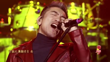 第一个获得格莱美奖的中国摇滚乐手吴彤!超燃《烽火扬州路》