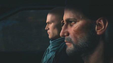 《杀手3》开场CG动画
