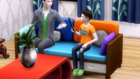 少儿动画:孩子沉迷手机游戏,家长该怎么?
