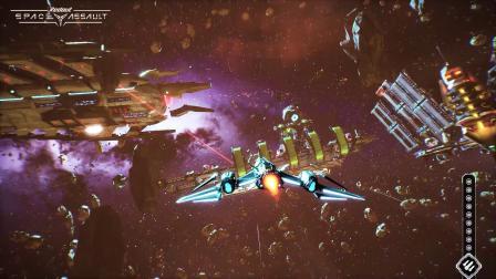 【游民星空】《红视:太空突击》发售预告