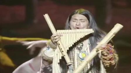 排箫名曲《最后的莫希干人》,撼人心魄的印第安灵魂音乐!