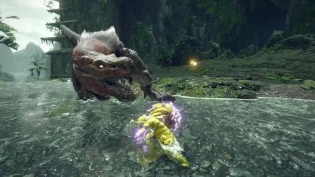 《怪物猎人:崛起》单手剑&大锤