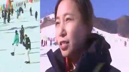 保定市第二届冰雪运动会举行,国家冰协李琰到场点赞