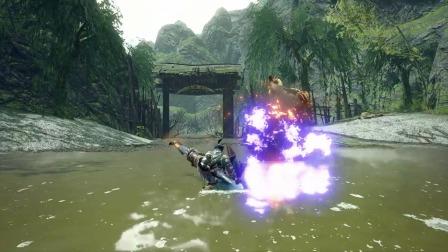 【游民星空】《怪物猎人:崛起》铳枪