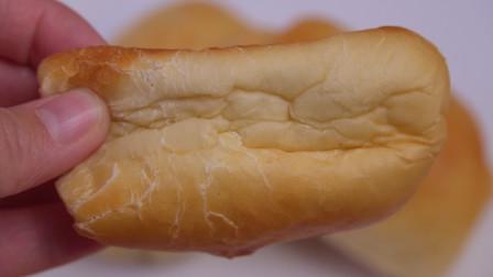 超松软的葡萄干牛奶面包卷配方,做法超简单,新手也能一次做成功