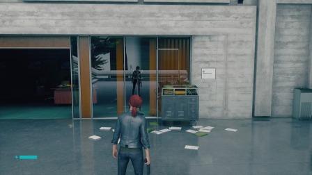 【游民星空】《Control》PS5实机演示