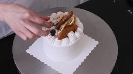 2021年网红蛋糕 欧乐焙裱花蛋糕 石家庄