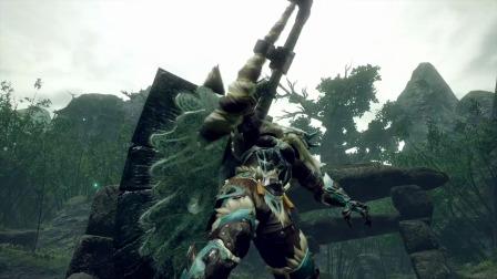 【游民星空】《怪物猎人:崛起》大剑演示