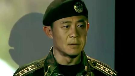 兵王雷克明,与狼牙大队长两军对垒,堪比孙武在世