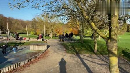 丹麦的秋天犹如童话!实拍丹麦奥胡斯的秋季,仿佛置身油画一般