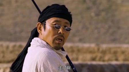 刺陵:沙漠还这么淡定,不愧是当过皇上的人!