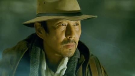 刺陵:周杰伦大战白眉老头,谁料它竟怕光,一顿狂照立马消失!