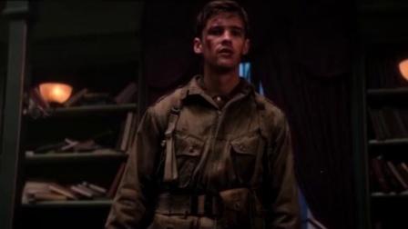 五个大兵在诡异古堡遇鬼《战争幽灵》下