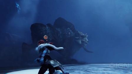 【游民星空】《巨神狩猎》PS5演示
