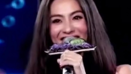 张柏芝含泪演唱《再见吧我最爱的你》唱出了心中的不舍和无奈!