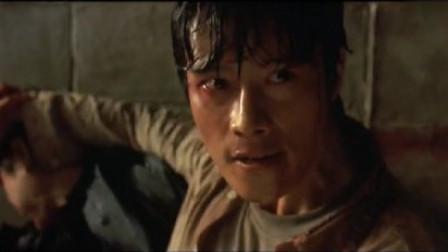 韩国经典动作片,李秉宪被断指活埋,一人单挑整个