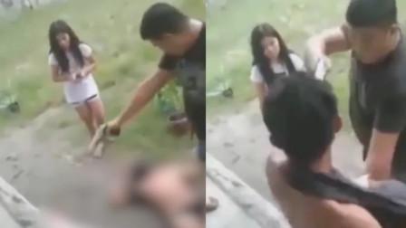 菲律宾近距爆头射邻居母子,视频疯传引爆民众愤怒