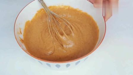 绵软香甜的红糖枣糕,比戚风蛋糕更香甜更营养,做法简单