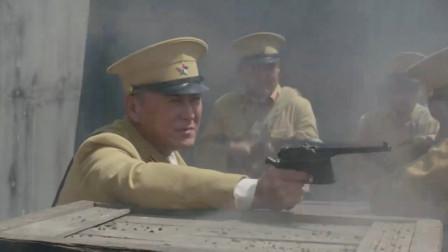 浴血:女匪帮鬼子对付新四军,小兵枪法超神,一枪送她归西