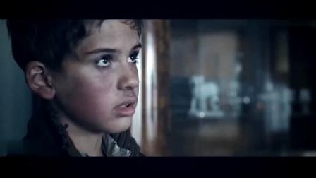 二战电影, 聪明的犹太小男孩, 竟在德军眼皮底下逃脱~