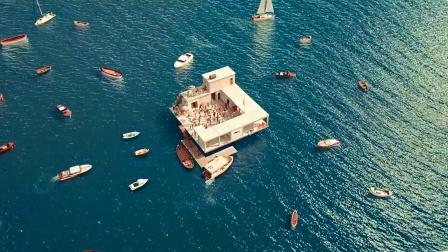 真实事件改编,意大利工程师公海造岛,建立国家