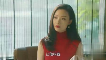 《流金岁月》朱锁锁一出场,#倪妮红裙太撩了#