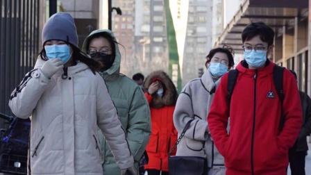 黑龙江30日新增本土确诊2例和 1例本土无症状感染者