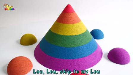亲子早教益智玩具,创意手工DIY太空沙锥形蛋糕!