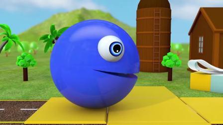 吃豆人变身奥特曼吗?这造型太酷了。吃豆人游戏
