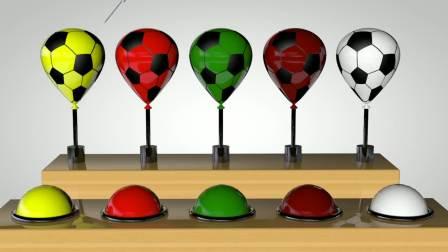 儿童益智:一起来吹彩色气球