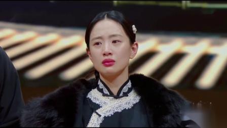 我就是演员:李梦现场落泪,感谢张颂文的帮助,感动全场