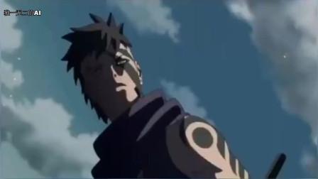 火影忍者:鸣人的干儿子说要终结忍者时代?大蛇丸看不下去了