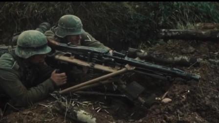 二战火力超强的机枪,一名士兵仅用9小时,就射了2000多名敌军