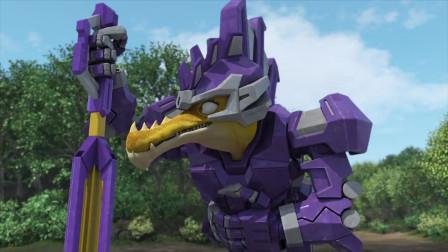 超变武兽:新的恶龙将出现,这次要占领的地方是蛙蛙王国
