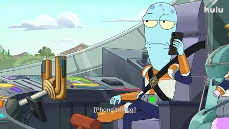 【游民星空】《外星也难民》第二季先导预告