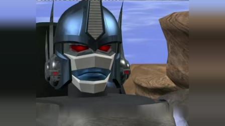 超能勇士&猛兽侠:地球能量太强!机械生命只能变成动物生命体